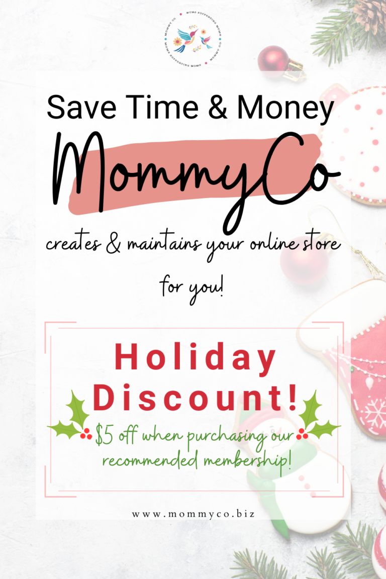 How MommyCo Can Save You Time and Your Sanity