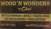 Wood N Wonders by Chas
